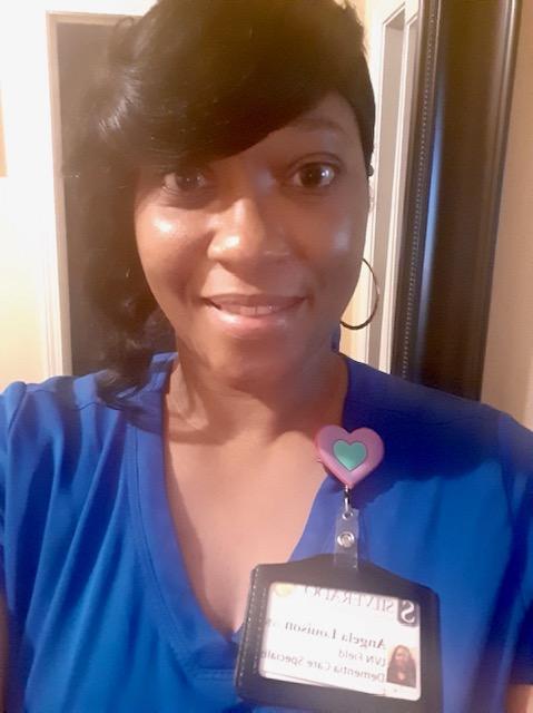 Angela Louison, LVN: Silverado Hospice