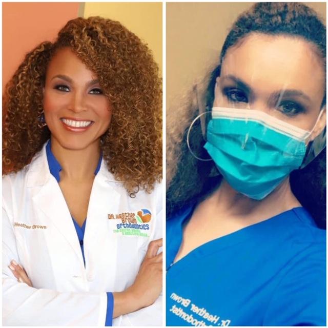 Heather Brown: Houston orthodontist taking emergency patients
