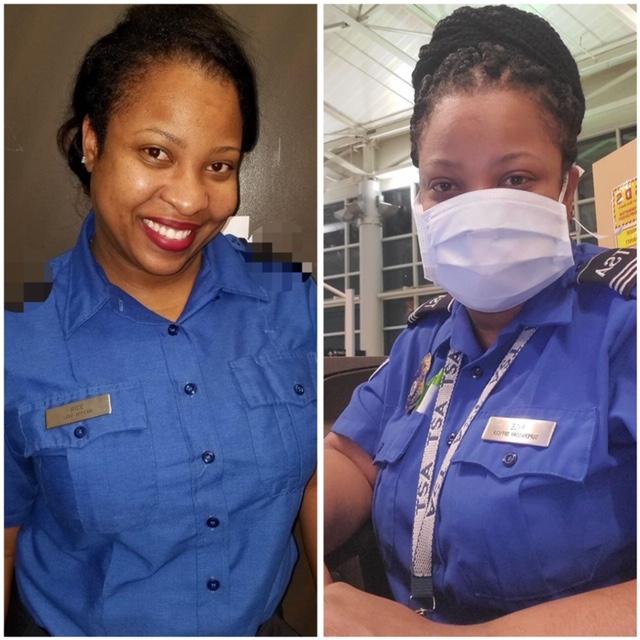 Karen Rice, TSA supervisor at Houston Hobby Airport