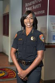 Mary Young, Texas Southern University Police Chief
