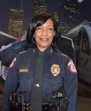 Vera Bumpers, Metro Police Chief