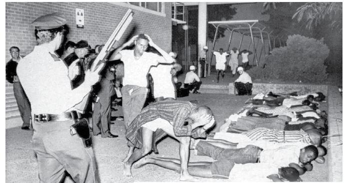 TSU riots of 1967