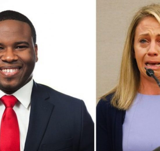Botham Jean (left) was a promising young Black accountant who dreamed of returning to his native St. Lucia to become Prime Minister. As his family mourned, the murder ignited protests from Black Lives Matter activists and sparked a media frenzy.
