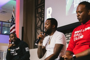 """Darren Small and his co-founder Douglas Johnson already have quite the track record, particularly with a popular program called """"Reading With A Rapper (RWAR)."""""""