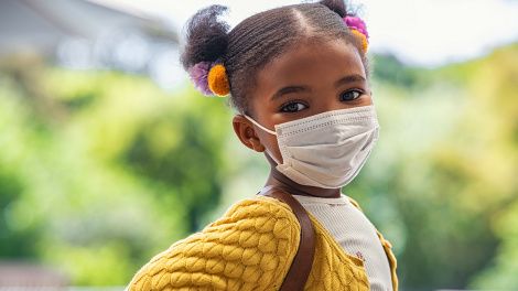 Children, especially younger children, seem to always have a sniffle or runny nose. However, in today's climate, it's better to be safe than sorry.